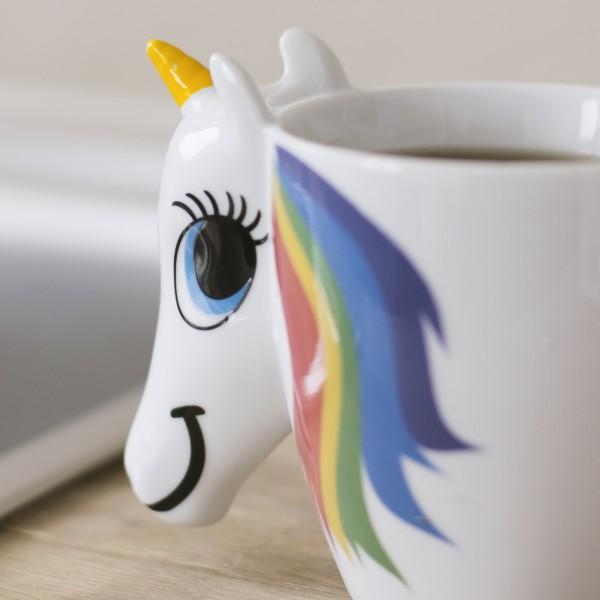 Color Changing Unicorn Mug