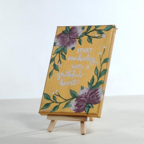 Grateful Heart Painting