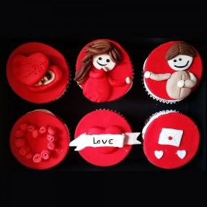 Love Cupcakes Set