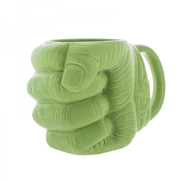 Hulk Shaped Mug