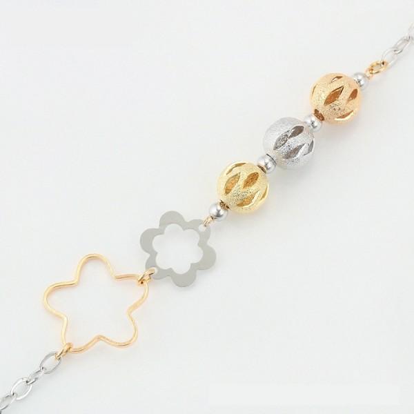Elegant Multicolored Bracelet