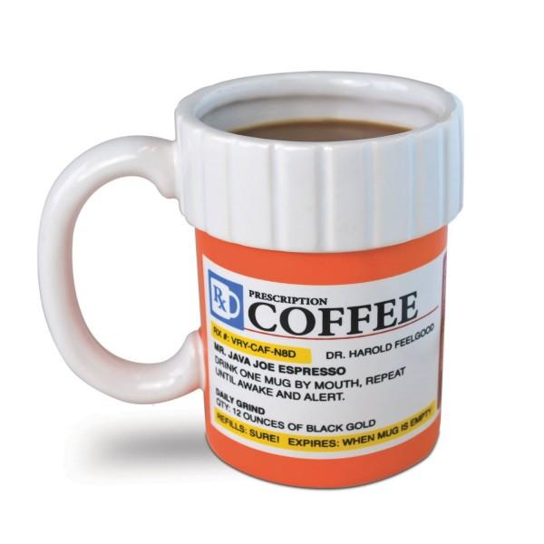 Prescription Pill Bottle Mug