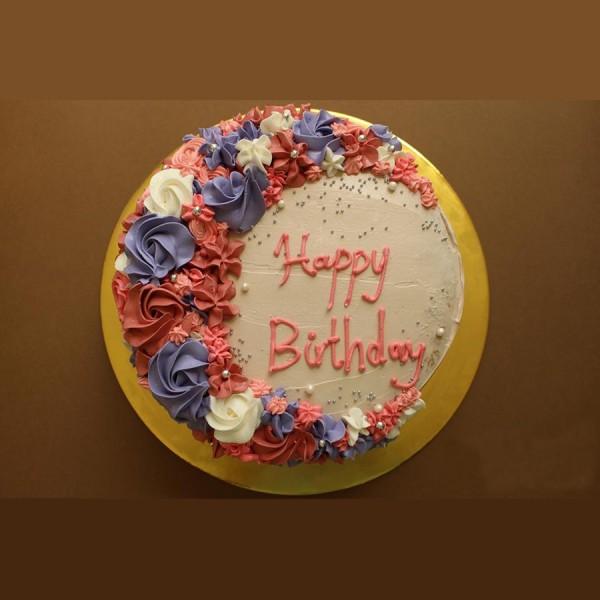 Crescent Cake