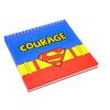 "Superman ""Courage"" Notebook"
