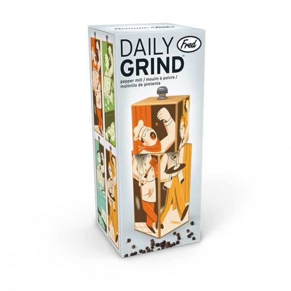 DAILY GRIND Pepper Grinder