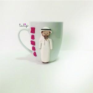Khaleeji Style Mug