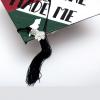 """Palestine Made Me"" Hand-Painted Graduation Cap"