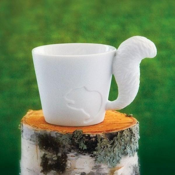 Fairy-Tail Mug - Squirrel
