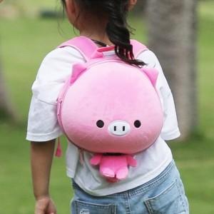 Cute Pig Pet Backbag