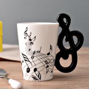 Musical Note Mug