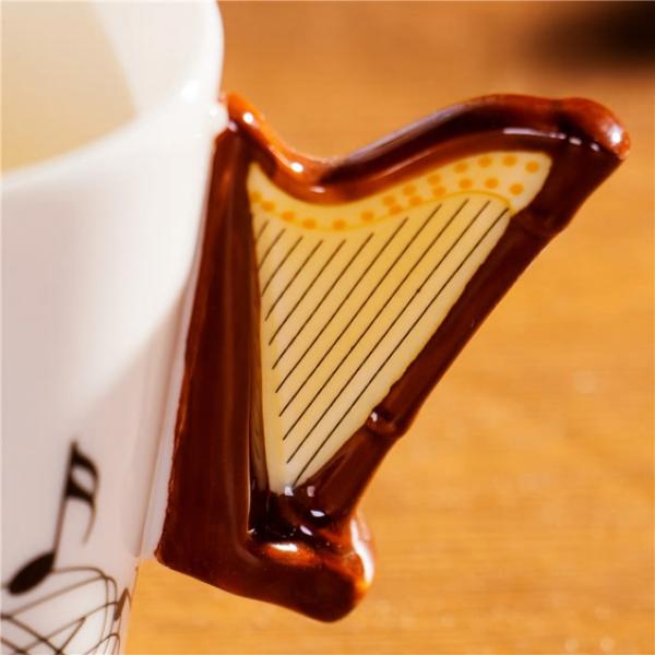 Harp Mug
