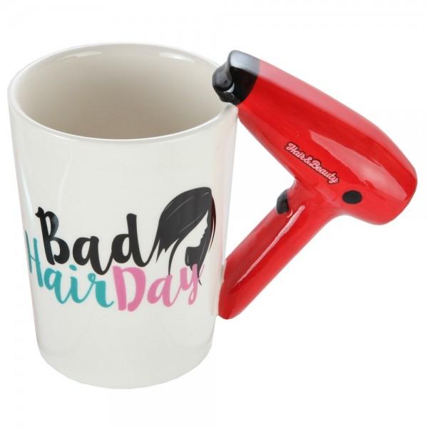 Hair Dryer Mug