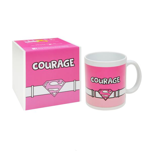 "Superwoman ""Courage"" Mug"