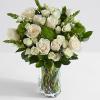 ًWhite Roses in a Vase
