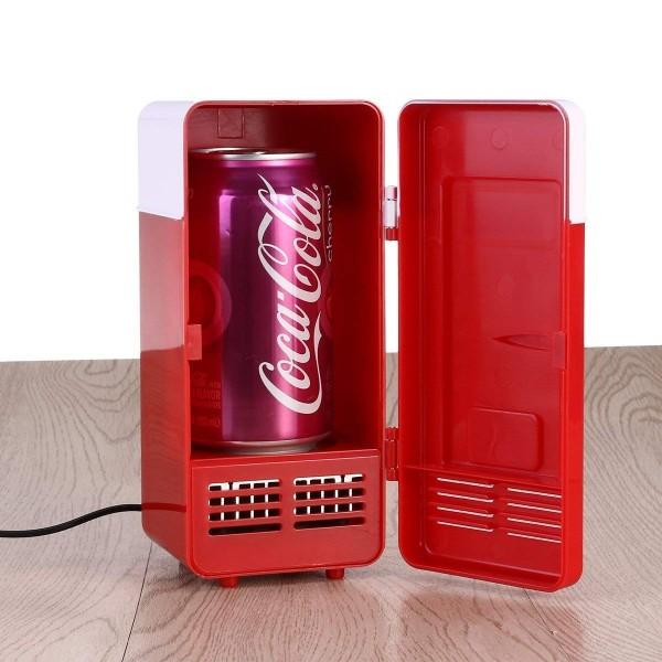 USB Cooler & Warmer Mini Fridge