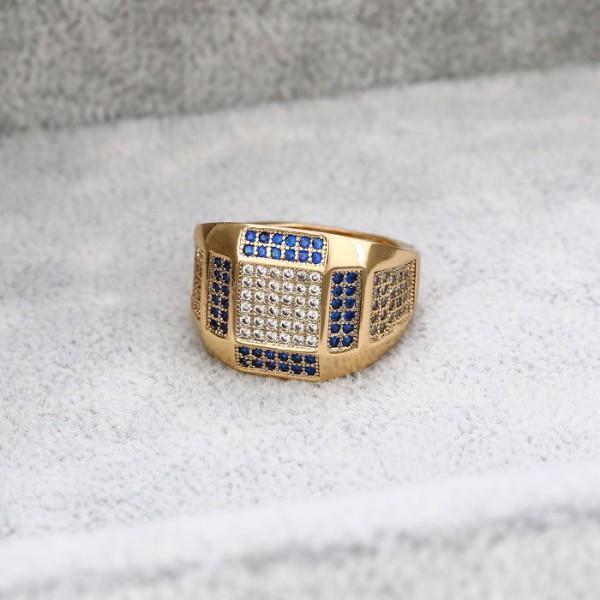 Elegant Squares Ring