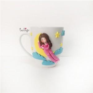 ٍSleeping Girl Mug