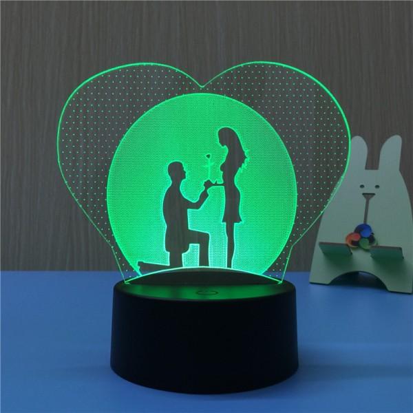 Romance 3D Light