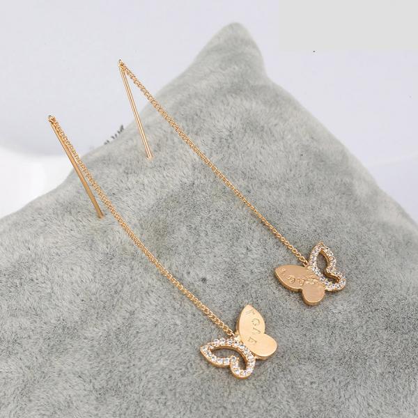 Love Butterfly Earrings