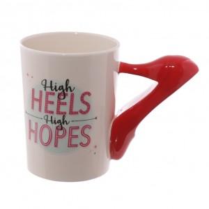 High Heel Shoe Mug