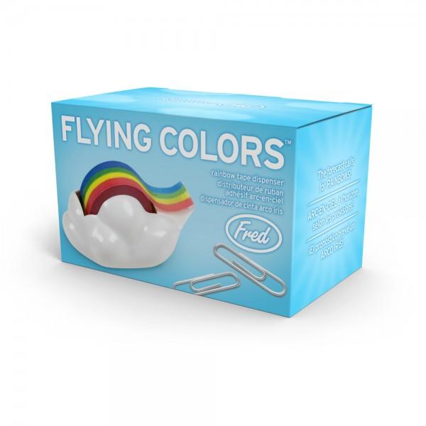 FLYING COLORS Rainbow Tape Dispenser