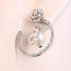 Pearl & Flower Earrings
