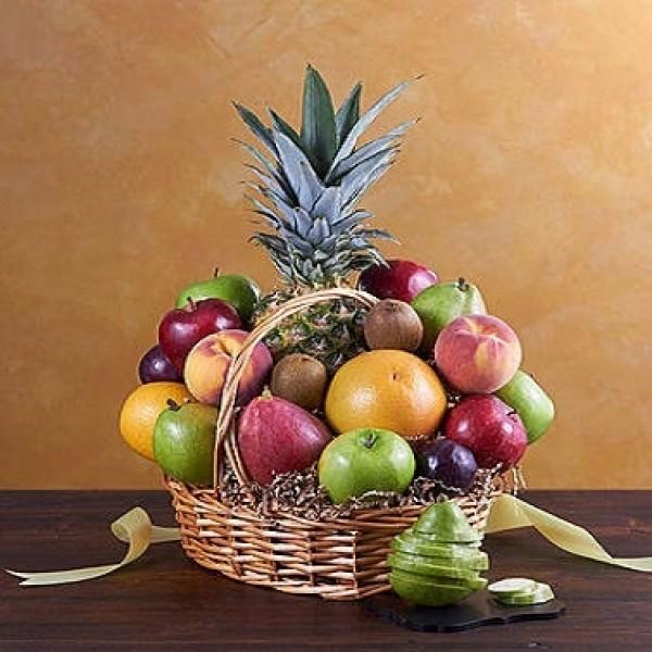 Fruit Gift Basket - Medium