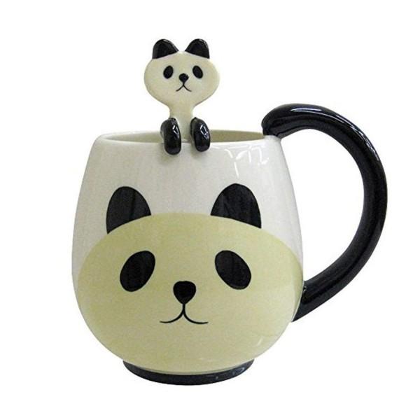 Panda Mug & Spoon