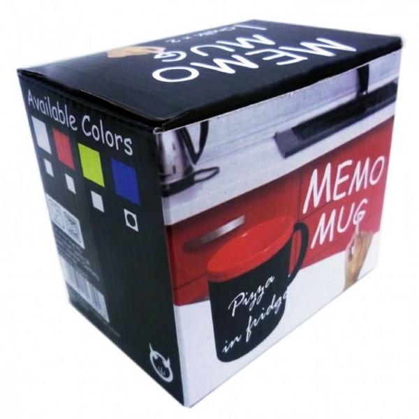 Memo Mug with Chalk