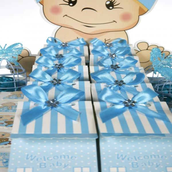 Welcome Baby (Girl/Boy) Chocolate Stand