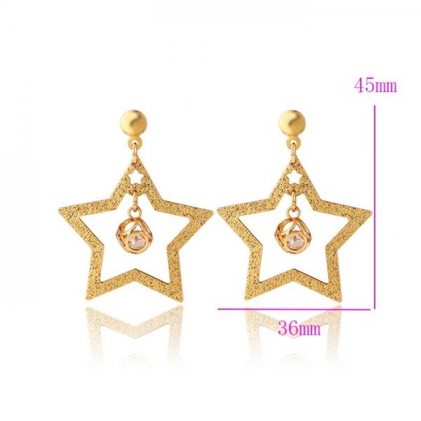 Star Fashion Earrings
