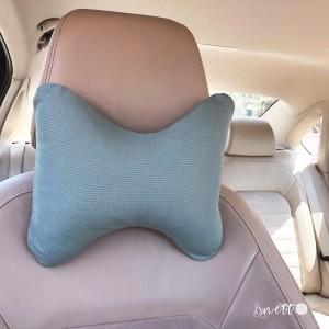 Car Cushion - Slate Blue