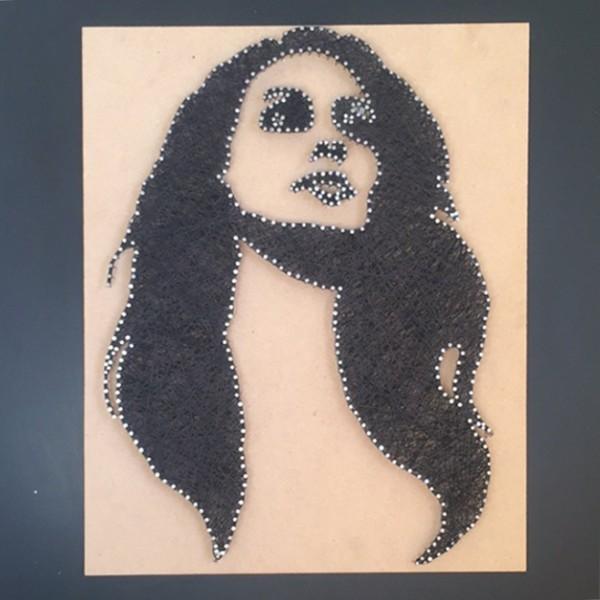 Customizable Personal Portrait Wall Art