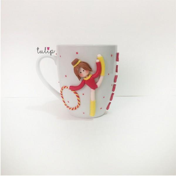 Dancer Girl Mug
