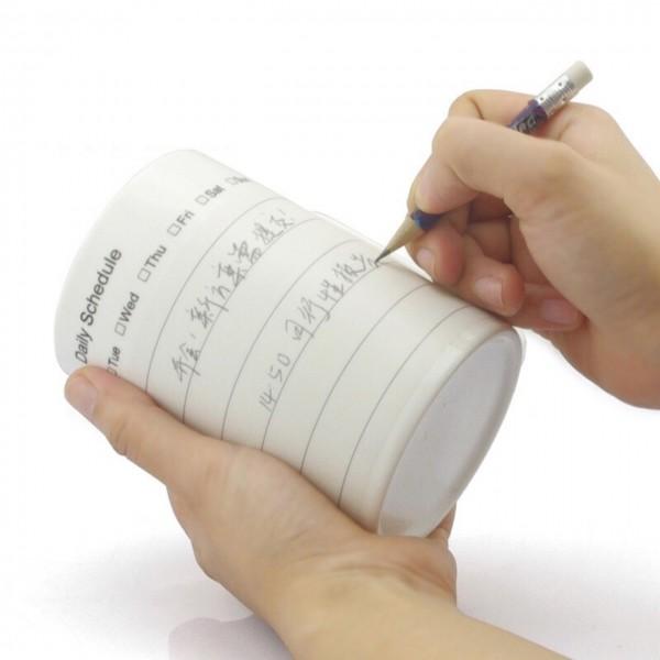 Schedule Mug