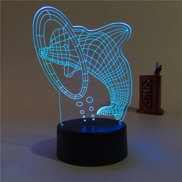 Dolphin 3D Light