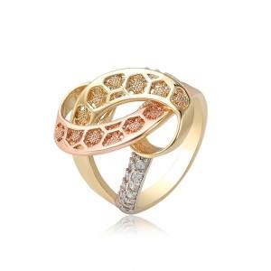 Gold Plated Elegant Ring