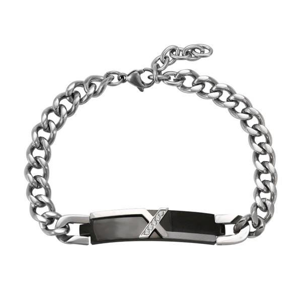Love Couple Bracelet - Black