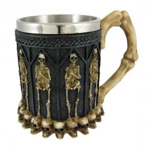 Skeleton & Skulls Mug