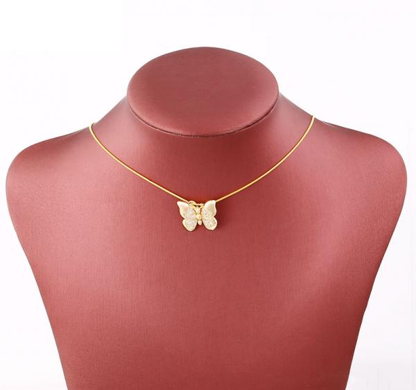 Cute Butterfly Pendant