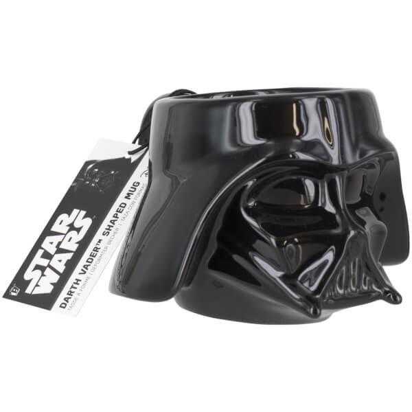 Darth Vader Shaped Mug