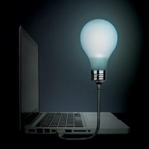 Bright Idea USB Light