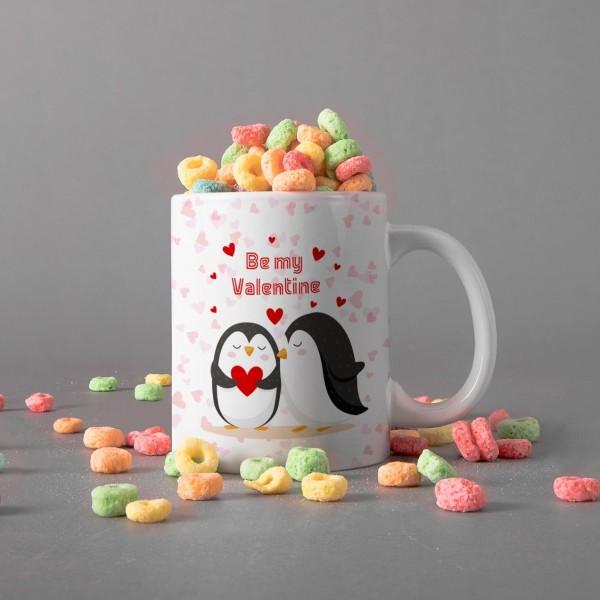 """Be My Valentine"" Mug"