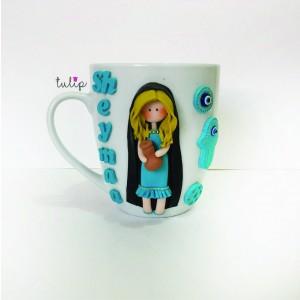 Iraqi Style Girl Mug