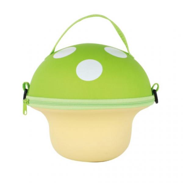 Mushroom Handbag-Green