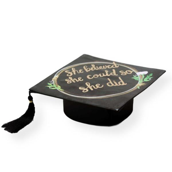 Hand-Designed Graduation Cap