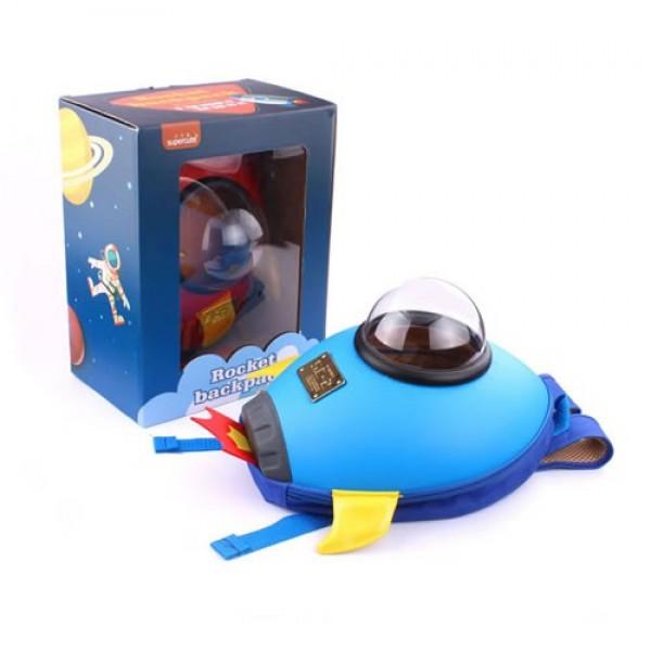 Kids' Space Rocket Backpack