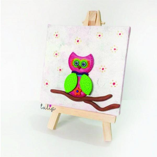 Owl Canvas Art