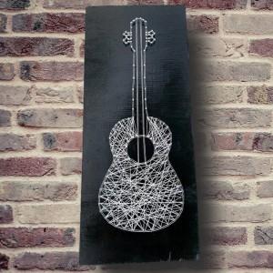 Handmade Guitar Wall Art