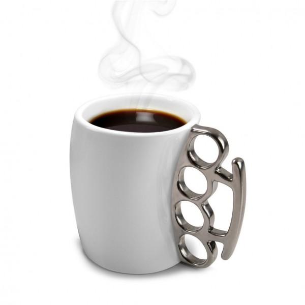 Fist Mug-White
